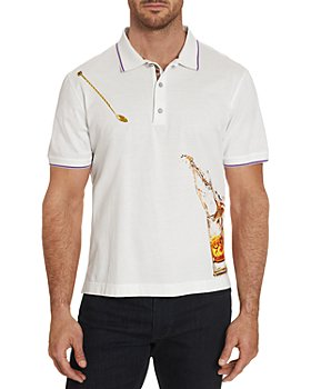 Robert Graham - Skull On The Rocks Polo