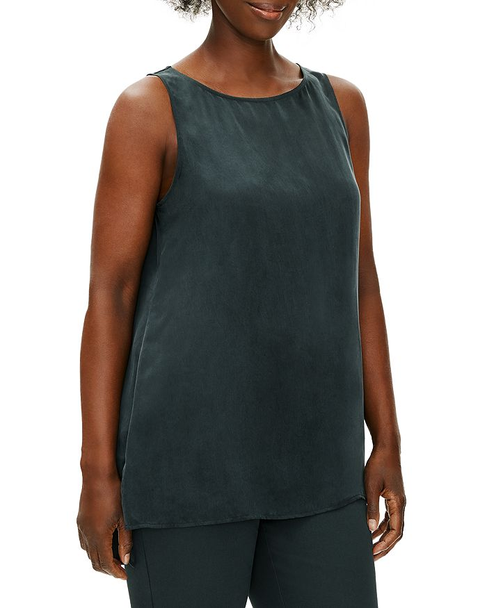 Eileen Fisher - Boat Neck Shell