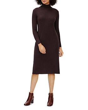 Eileen Fisher Petites - Ribbed Sweater Dress