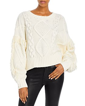 Line & Dot - Jasper Cable Knit Sweater