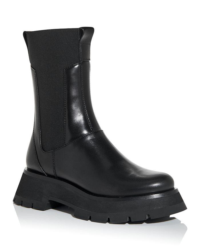 3.1 Phillip Lim - Women's Kate Platform Combat Boots