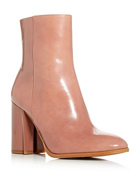 COACH - Women's Brielle High Block Heel Booties