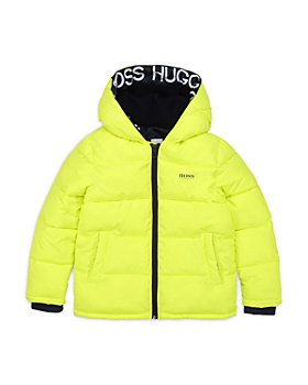 BOSS Hugo Boss - Boys' Hooded Puffer Jacket - Big Kid