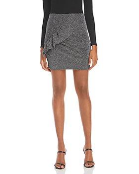 IRO - Lisko Ruffled Mini Skirt