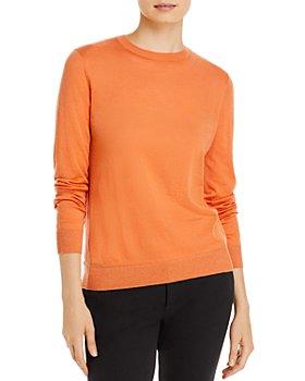 Lafayette 148 New York - Crewneck Cashmere Sweater