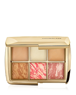 What It Is: The anticipated Ambient Lighting Edit returns with three best-selling shades and three exclusive New shades of blush, bronzer, highlighter and finishing powder for a glowing complexion. This limited-edition palette of lighting essentials is everything you need to create the perfect light wherever you go. Available this holiday season in a polished gold-tone compact with architectural facets. Free Of. - Gluten, sulfates, parabens, phthalates, oils - Animal cruelty or byproducts (vegan