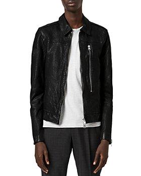 ALLSAINTS - Swithin Leather Jacket
