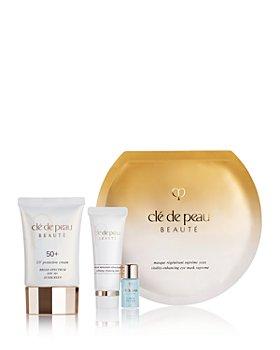Clé de Peau Beauté - Protect & Glow Gift Set ($191 value)