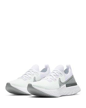 Nike - Women's React Infinity Run Flyknit Low Top Running Sneakers