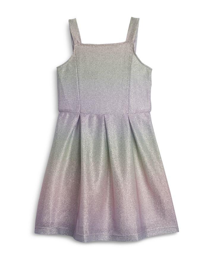Pippa & Julie Girls' Metallic Pastel Sleeveless Dress - Big Kid  | Bloomingdale's
