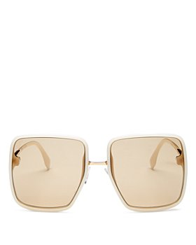 Fendi - Women's Square Sunglasses, 59mm