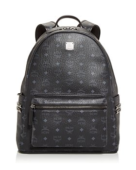 MCM - Stark Logo Monogram Backpack