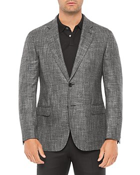 Armani - Regular Fit Solid Jacket