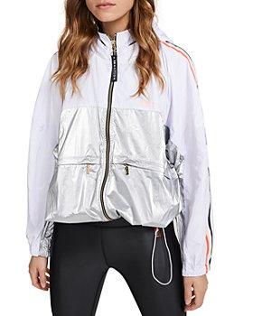 P.E NATION - Side Runner Jacket