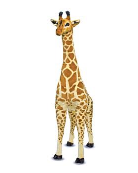 Melissa & Doug - Giant Plush Giraffe - Ages 3+