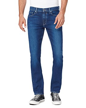 PAIGE - Slim Straight Federal Jeans