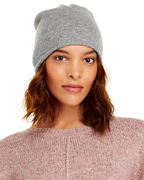 C by Bloomingdale's - Angelina Cashmere Slouch Hat - 100% Exclusive