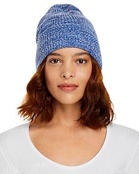 AQUA - Marled Knit Hat - 100% Exclusive