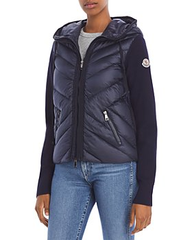 Moncler - Cardigan Hooded Down Puffer Coat
