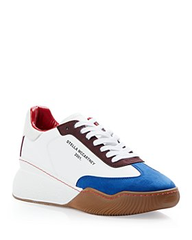 Stella McCartney - Women's Loop Sporty Platform Sneakers