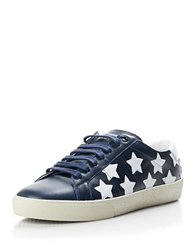 Saint Laurent - Women's Signature Star Sneakers