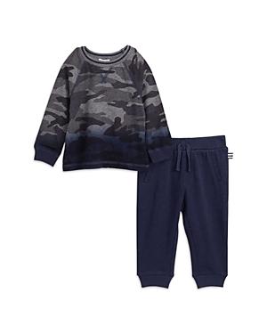 Splendid Boys\\\' Dip Dye Camouflage Top & Jogger Pants Set - Baby-Kids