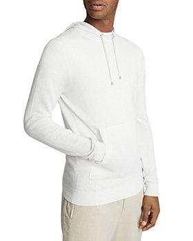 REISS - Santiago Hoodie Sweater