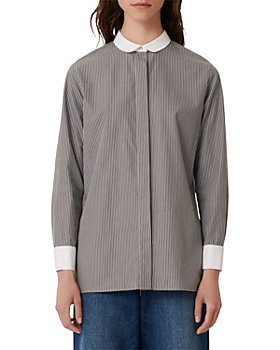 Maje - Carline Striped Shirt