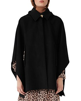 Maje - Galade Cape Coat
