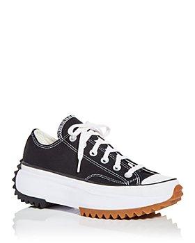 Converse - Women's Chuck Taylor Run Star Hike Low Top Platform Sneakers