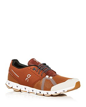 On - Men's Cloud Low Top Sneakers