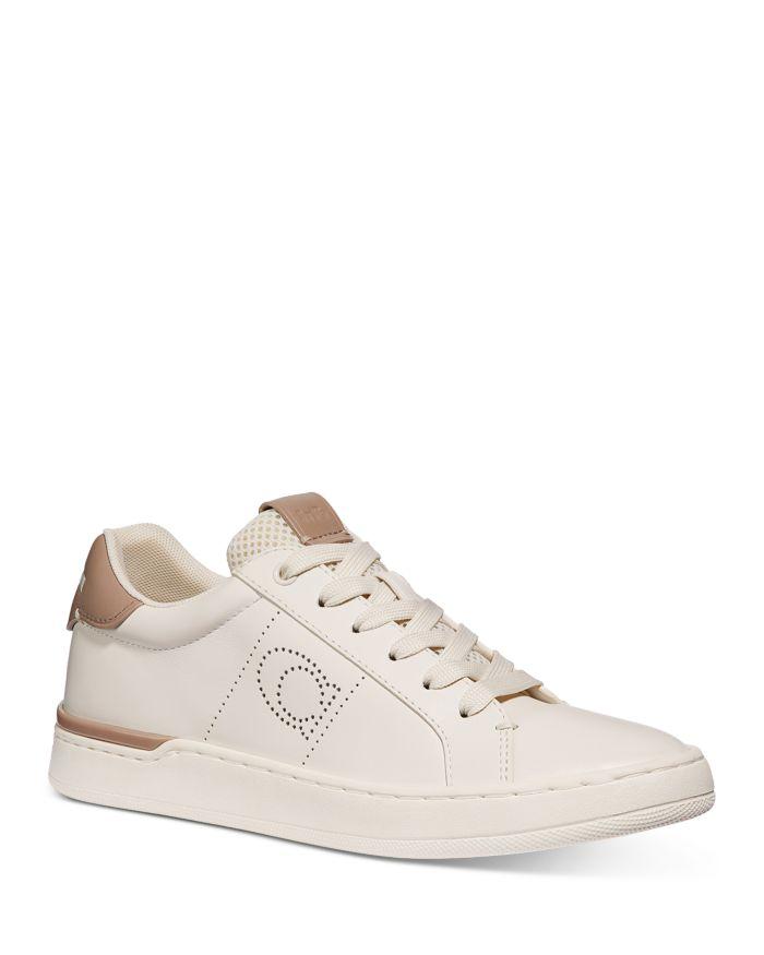 COACH Women's Lowline Low Cut Sneakers     Bloomingdale's