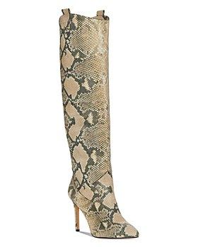 VINCE CAMUTO - Women's Kervana Pointed Toe High Heel Dress Boots