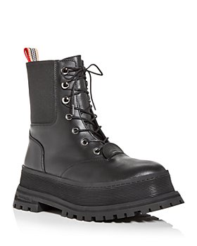 Burberry - Women's Springton Combat Boots Brand Name