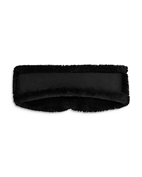 UGG® - Suede & Shearling Headband