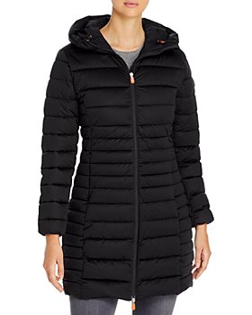 Save The Duck - Hooded Puffer Coat - 100% Exclusive