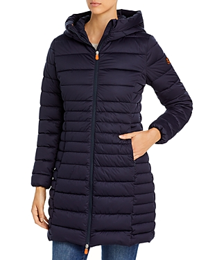 Save The Duck Hooded Puffer Coat - 100% Exclusive-Women