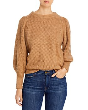 Elan - Puff Sleeve Sweater