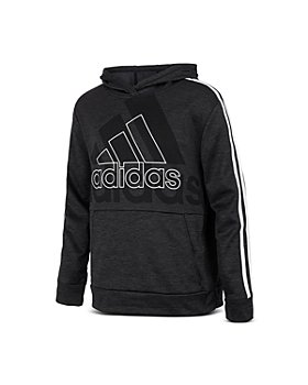 Adidas - Boys' Bos Fleece Hoodie - Big Kid