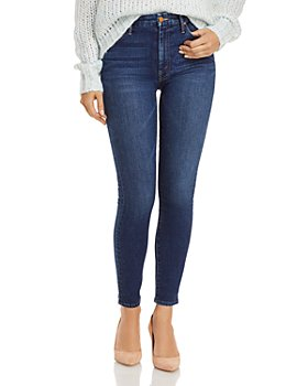 MOTHER - Looker High Rise Skinny Jeans in Until Next Time