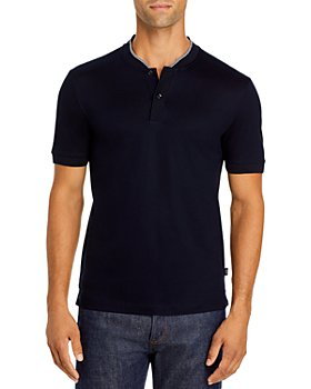 BOSS - Slim Fit Tipped Polo