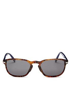 Persol - Unisex Polarized Square Sunglasses, 54mm