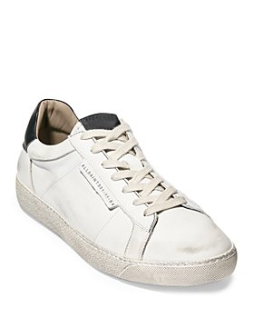 ALLSAINTS - Men's Sheer Lace Up Sneakers