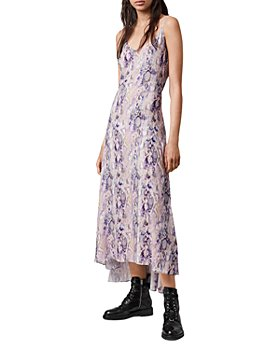 ALLSAINTS - Essie Masala Slip Dress