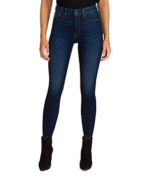 7 For All Mankind - High Rise Skinny Jeans in Lexington