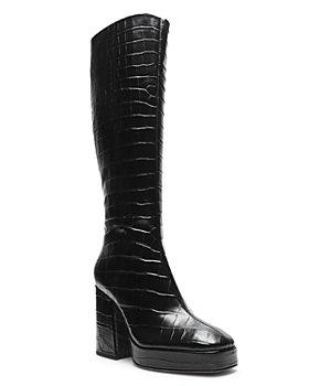 SCHUTZ - Women's Colira Platform Tall Boots