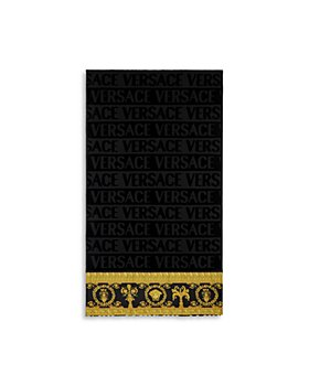 Versace - I Heart Baroque Face Towel