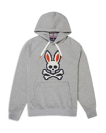 Psycho Bunny - Boys' Cotton Logo Hoodie - Little Kid, Big Kid