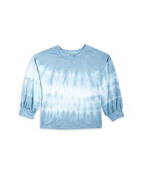 Hayden Los Angeles - Girls' Tie Dye Sweatshirt - Big Kid