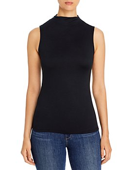 Three Dots - Funnel Neck Tank